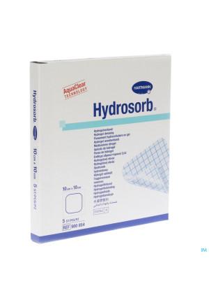 Hydrosorb Transp Ster 10,0x10,0cm 5 90085411308469-20