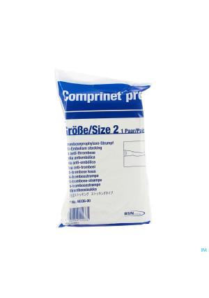 Comprinet Pro Thigh Kous A/embolie T2 1paar46336001311182-20