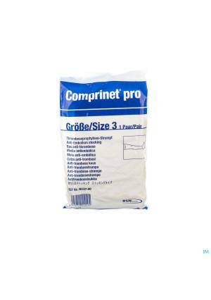 Comprinet Pro Thigh Kous A/embolie T3 1paar46337001311190-20