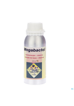 Comed Megabactol Liq 500ml1323617-20