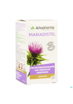 Arkocaps Mariadistel Plantaardig 45 Cfr 41378651342955-20