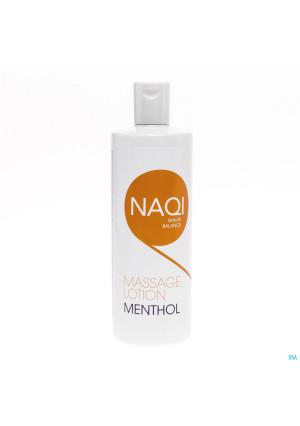 NAQI Massage Lotion Menthol 500ml1353473-20
