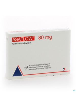 ASAFLOW 56 TABL 80 MG1365543-20