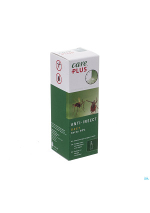 Care Plus Deet A/insect Spray 40% 60ml 324201402486-20