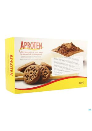 Aproten Koekje Chocolade 180g 54661406123-20