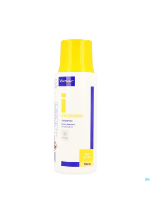 Allerderm Pyoderm Shampoo 200ml1418367-20