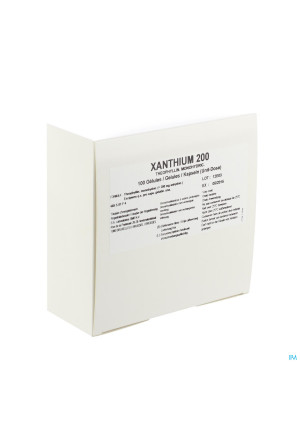 Xanthium 100 Gell 200mg Ud1435122-20