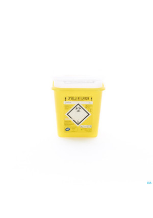 Sharpsafe Naaldcontainer 4l 41001543024-20