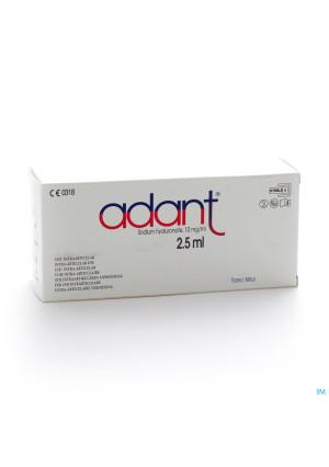 Adant Opl 1% Inj Intra Articul. 3 X 2,5ml1599067-20