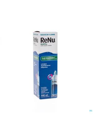 Bausch Lomb Renu Multiplus Nf 240ml1799980-20