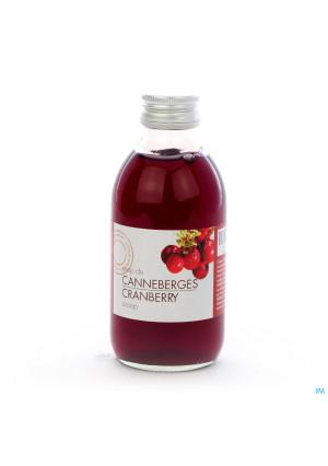 Cranberrysiroop Revogan 200ml 50972113090-20