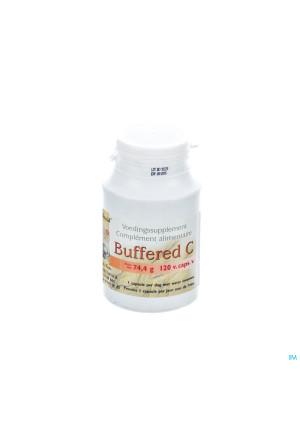 Herborist Buffered C Caps 120 07102127058-20