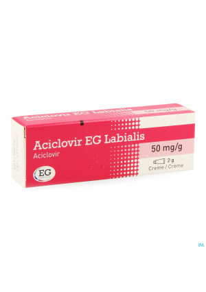 Aciclovir Eg Labialis Creme 2gr2155075-20