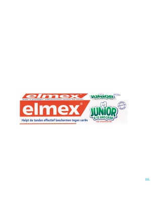 Elmex Junior Tandpasta 6-12jaar 75ml2168276-20