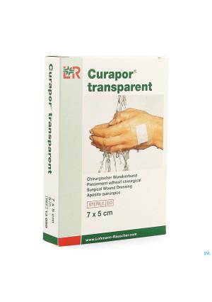 Curapor Transparant Steriel 7cmx 5cm 5 130992173003-20