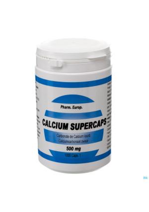 Calcium Carb. Supercaps Caps 1000x 500mg2173623-20