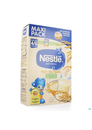 Nestle Baby Cereals Rijst-vanille 500g2179679-20