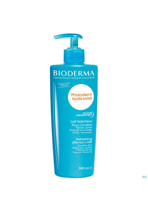 Bioderma Photoderm After Sun Pompfles 500ml2180651-20