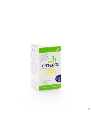 Enterol 250mg Caps Harde Dur 50 X 250mg2183069-20