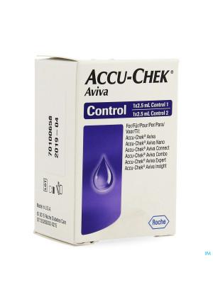 Accu Chek Aviva Control 2x2,5ml 44552150012221943-20