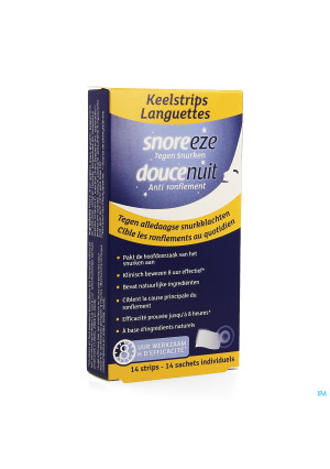 Snoreeze Oral Strips 142233922-20