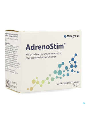Adrenostim Caps 2x30 3961 Metagenics2234052-20