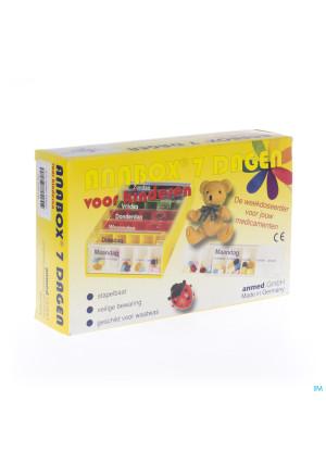 Anabox Pilbox Kind 7 Dagen Nl2238129-20