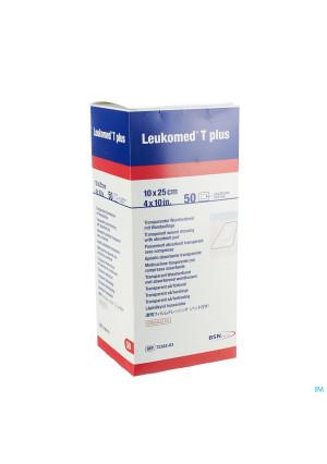 Leukomed T Plus Verb Ster 10,0cmx25cm 50 72382032290302-20