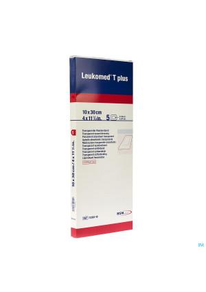Leukomed T Plus Verb Ster 10,0cmx30cm 5 72382102290393-20