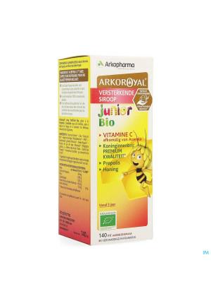 Arkoroyal Siroop Kid Versterk.ruche Royale 150ml2338622-20