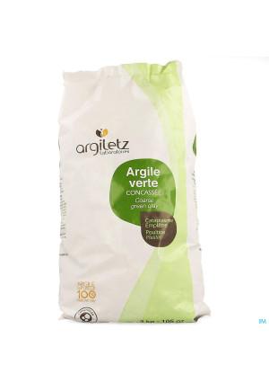 Argiletz Masker Groene Klei Stukjes Pdr Zakje 3kg2353654-20