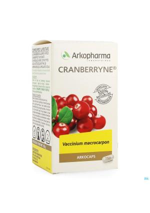 Arkocaps Cranberryne Caps 150 Cfr 23712682371268-20
