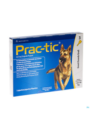 Prac-tic Spot-on A/vlo-teek Grote Hond Pip.1x32407419-20