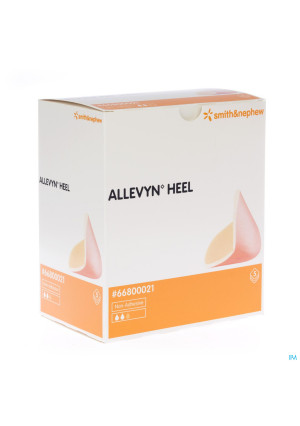 Allevyn Heel Hydrocel. 5 668000212408342-20