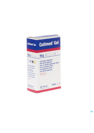 Cutimed Gel Hydrogel Tube 1x15g2422046-20