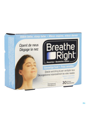 Breathe Right Clear Regular 302423168-20