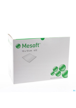 Mesoft Kp N/st 4l 10,0x10,0cm 200 1563002460038-20