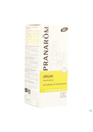 Argaan Bio Plant.olie 50ml Pranarom2468361-20