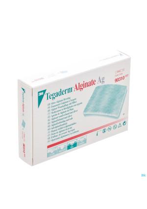 Tegaderm Alginate Ag 5cmx 5cm 10 903102498855-20