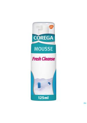Corega Fresh Cleanse Mousse 125ml2511772-20