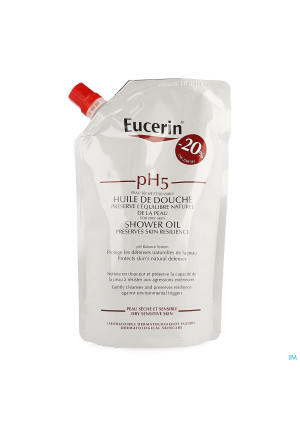 Eucerin Ph5 Douche Olie Navulling 400ml-20%2568343-20