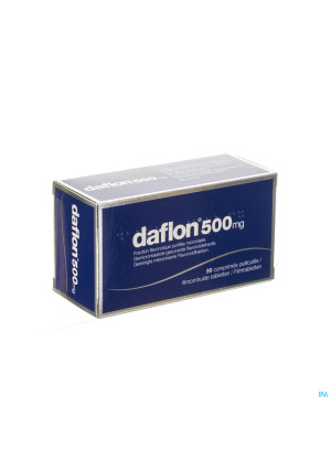 Daflon 500 Comp 90x500mg2576163-20