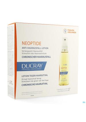 Ducray Neoptide Tegen Haaruitval Lotion 3x30ml2580389-20