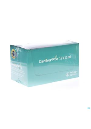 CANIKUR PRO HOND SPUIT VETER 12X15 ML2650505-20