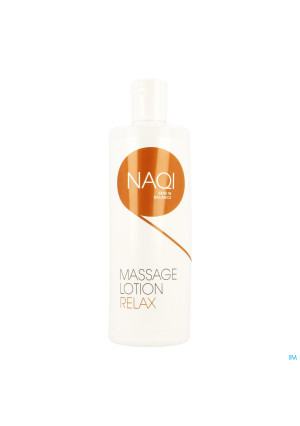 NAQI Lotion Massage Relax 500ml2657039-20
