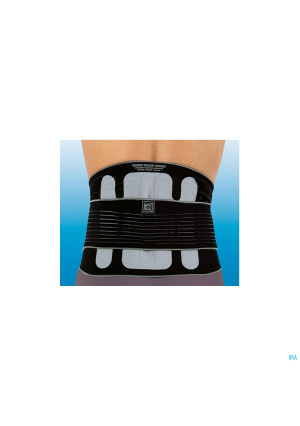 Bota Lumbota Crx H 26cm Zwart Xlarge2686939-20