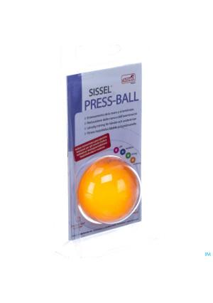 Sissel Press Ball X-strong Oranje2723021-20