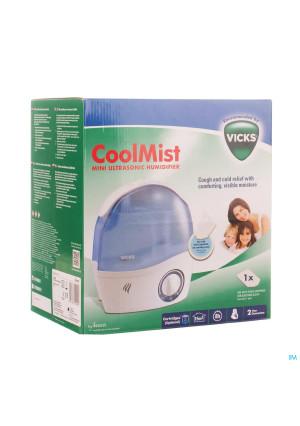 Vicks Vh-5000e Luchtbevochtiger Ultrasoon2732832-20