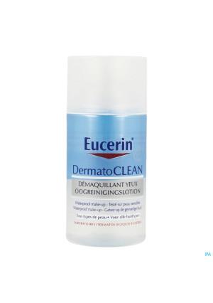 Eucerin Dermatoclean Oogreinigingslotion Wtp 125ml2734093-20