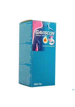 Gaviscon Antireflux Antizuur Orale Susp 300ml2735900-20